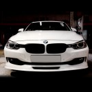 FRP Front Lip Type H1 For BMW 3 Series F30 F31 Pre - 2012-2015 (Standard Bumper)