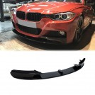 OES Body Parts MP Style (GLOSS BLACK) Front Lip for BMW 3 Series F30 F31 Pre & Lci - 2012-2018 (For M-Tech Bumper)