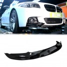 OES Body Parts MP Style Front Lip (Gloss Black ) for BMW 5 Series F10 F11 Pre & Lci 2010-2016 (For M-Tech Bumper)