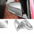GRD Matte Silk Chrome Replacement Mirror Cover For BMW F20 F21 F22 F23 F30 F31 F32 F33 F34 F36 E84 LCI F87 M2 - 2012-2016