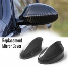 EURSPEC BMW E90 E91 Carbon Fibre Replacement Mirror Cover (2005-2008)
