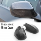 EURSPEC BMW E92 E93 LCI Carbon Fibre Replacement Mirror Cover (2010-2013)