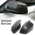 EURSPEC Carbon Fibre Replacement Mirror Cover For BMW 5 Series F10 F11 Pre LCI (2010-2014)