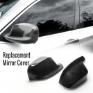 EURSPEC Carbon Fibre Replacement Mirror Cover For BMW F25 X3 E84 X1 Pre