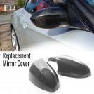 EURSPEC Carbon Fibre Replacement Mirror Cover For BMW E89 Z4 Pre & Lci - 2009-2016