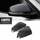 EURSPEC Carbon Firbre Mirror Cover Replacement  For BMW F48 X1 F45 F46