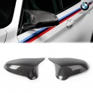 Genuine OEM BMW M Performance Carbon Fibre Replacement Mirror Cover For F87 M2 Competition F80 M3 F82 F83 M4