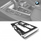 Genuine  BMW M Performance Carbon Fibre Centre Console Panel Cover For X5 F15 F85 X6 F16 F86