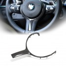 EURSPEC Carbon Fibre M Performance Steering Wheel Cover Trim For BMW F20 F21 F22 F23 F30 F31 F32 F33 F34 F36 X5 F15