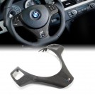 Eurspec Carbon Fibre Steering Wheel Cover w/ Multifuction For BMW E82 1M E90 E92 E93 M3