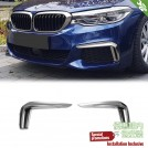 Genuine OEM M Front Bumper DÉCOR Trim For BMW G30 G31 - Cerium Grey