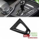 Carbon Fibre Shift Surround Console Cover For BMW F80 M3 F82 M4 (RHD)