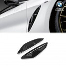 Genuine BMW M Performance Gloss Black Replacement Side Fender Vent For 8 Series G14 G15 G16