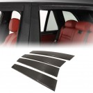Eurspec Dry Carbon Fibre B Pillar Set For BMW X1 F48