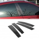 Eurspec Dry Carbon Fibre B Pillar Set For X5 F15 X6 F16 [4PCS]