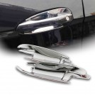 Chrome Door Handle Bowl Shell Cover For Mercedes Benz W204 W166