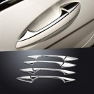 Chrome Door Handle Trims For Mercedes Benz W204 W212 X204
