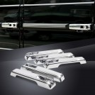 Chrome Door Handle Trim Cover For Mercedes Benz W463