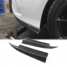 EURSPEC Carbon Fibre Rear Apron Type X For Mercedes Benz CLA Class W117 -2013-ON (AMG/CLA45)