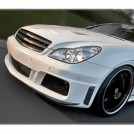 EURSPEC Quality Fibre Front Bumper Type B for Mercedes Benz CLS Class W219 (2005-2010)