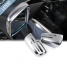 GRD Mercedes Benz CLA-Class W117 Matt Chrome Replacement Mirror Cover