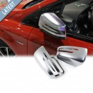 GRD Mercedes Benz C-Class W204 C204 10'-14' Matt Chrome Replacement Mirror Cover