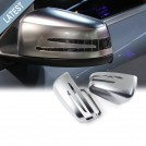 GRD Mercedes Benz E-Class W207 Matt Chrome Replacement Mirror Cover