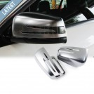 GRD Mercedes Benz E-Class W212 Matt Chrome Replacement Mirror Cover