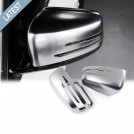 GRD Mercedes Benz CL-Class W216 11'-on Matt Chrome Replacement Mirror Cover