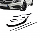 OES Upgrade Accessories Kit For Mercedes Benz A Class  W176 A45 AMG Edition 1 Pre Facelift - 2012-2015