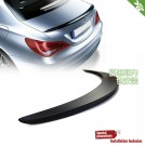 OES Matte Black Rear Spoiler For Mercedes Benz CLA Class W117 C117 Pre & Facelift - 2013-2017