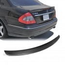 Mercedes Benz W211 Carbon Fibre Rear Spoiler (Type D)
