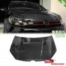 Carbon Fibre Front Hood Bonnet Type r For Volkswagen Golf 6  (Standard / GTI / R20)
