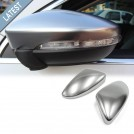 GRD Volkswagen Jetta 1B (2011-on) Mirror Cover - Matt Chrome