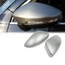 GRD Volkswagen EOS (2011-on) Mirror Cover - Matt Silk Chrome