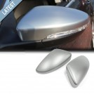 GRD Volkswagen Jetta 1B (2011-on) Mirror Cover - Matt Silk Chrome