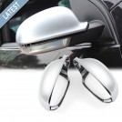 GRD Volkswagen EOS (2006-2009) Mirror Cover - Matt Silk Chrome