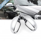 GRD Volkswagen Jetta 1K (2005-2010) Mirror Cover - Matt Silk Chrome