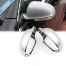 GRD Volkswagen Passat B6 (2005-2010) Mirror Cover - Matt Silk Chrome