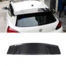 Carbon Fibre Rear Spoiler Type R For Volkswagen Scirocco Pre - 2009-2012