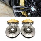 M Performance Competition Front Brake 6POT (Gold) With AP 390MM Disc For BMW F20 F21 F22 F23 F30 F31 F32 F33 F36