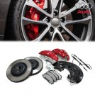 Genuine Audi S4/S5 Front Brake Kit 6pot With 350MM Disc For A4 A5 B9