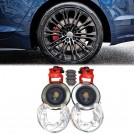Genuine Audi S4/S5 Rear Brake Kit 1pot With 330MM Disc For A4 A5 B9