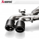 Akrapovic Carbon Fibre Tail Pipe Set For BMW M5 F90 - 2018-2019