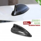 EURSPEC Carbon Fibre Shark Fin Roof Antenna Cover For BMW F22 F30 F32 F36 GC / 3GT F34 / F87 M2 F80 M3 F82 M4 /G30 G31 G20