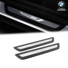 GENUINE OEM Led Illuminated Door Sill Trim Set (BMW LOGO) For BMW X3 F25 X4 F26