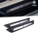 Genuine OEM M Sport Front Door Entrance Sill Trim Panel Set For BMW F20 F21 F30 F31 F34 F36 F45 F46 F48 X1