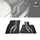 Genuine OEM BMW M PERFORMANCE FLOOR MATS FOR BMW X5 F15 X5M F85 X6 F16 X6M F86 - FRONT