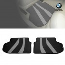 Genuine OEM M PERFORMANCE FLOOR MATS FOR BMW F10 F11 - REAR