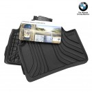 Genuine  BMW Rubber Floor Mat Set For F20 - Rear